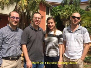 Blended Learning Class - March 2014 picture
