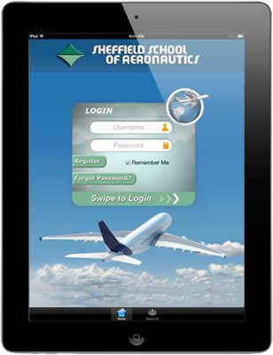 ADX Test Prep App - Sheffield School of Aeronautics
