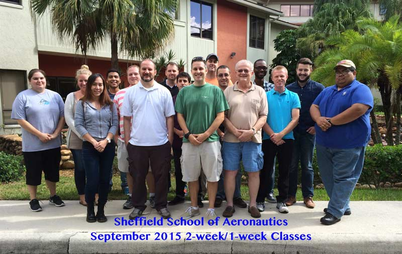 DL combined September 2015 Aircraft Dispatcher Class