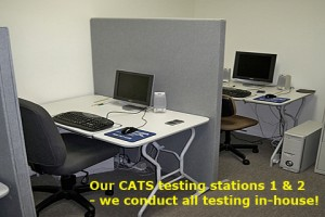 CATS Workstations 1 & 2