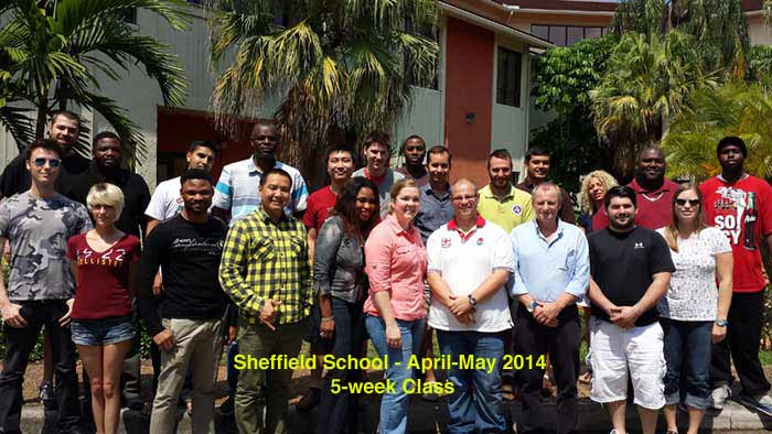 April-May 2014 5-week Class picture